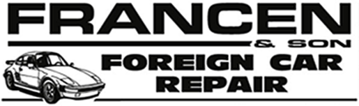 Francen & Son Foreign Car Repair Specialist Presents New Website